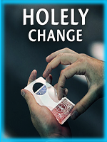 Holely change Bleu