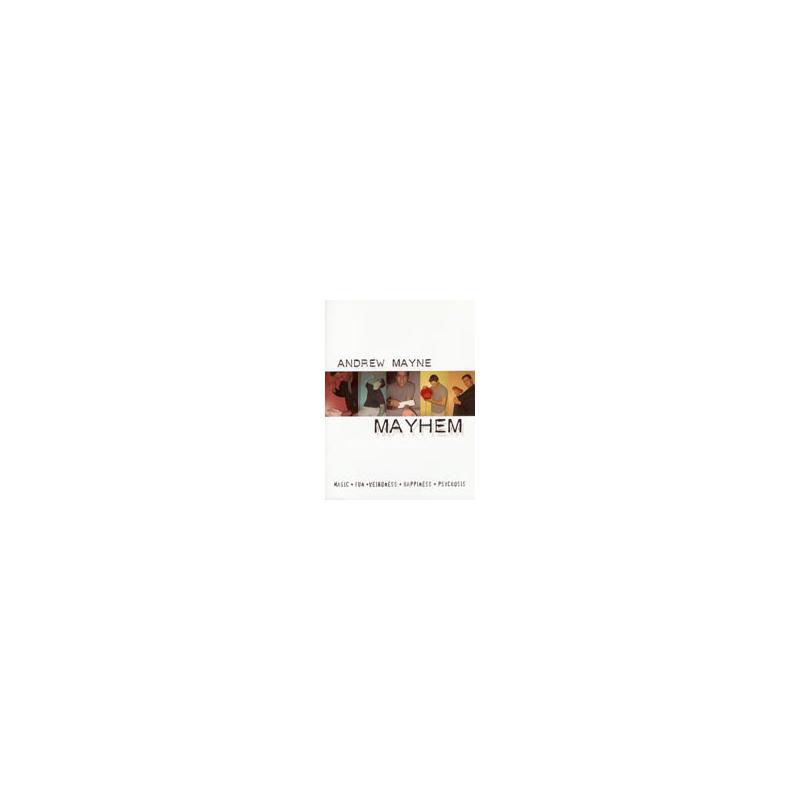 Livret Mayhem ( Andrew Mayne )
