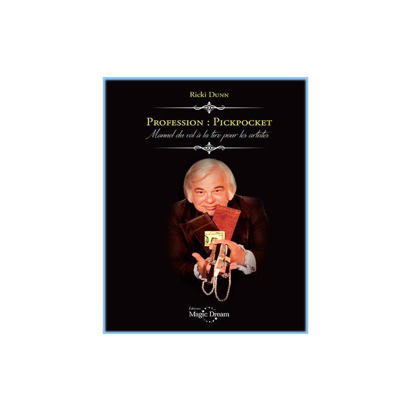 Livre Profession Pickpocket