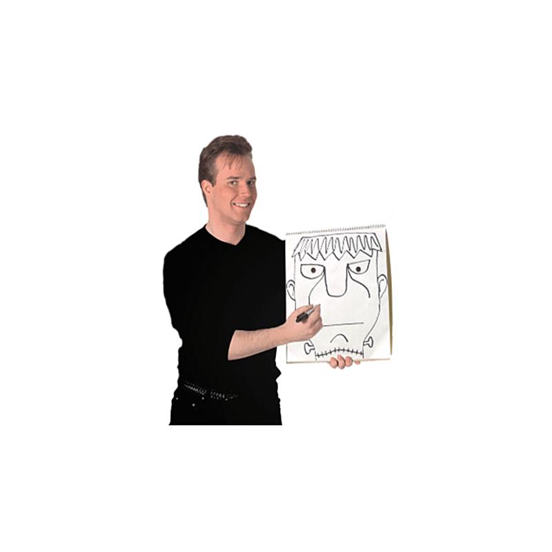 Manual ultimate sketch pad ( Sean Bogunia )