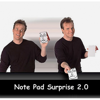 Note Pad Surprise 2 (Sean Bogunia)