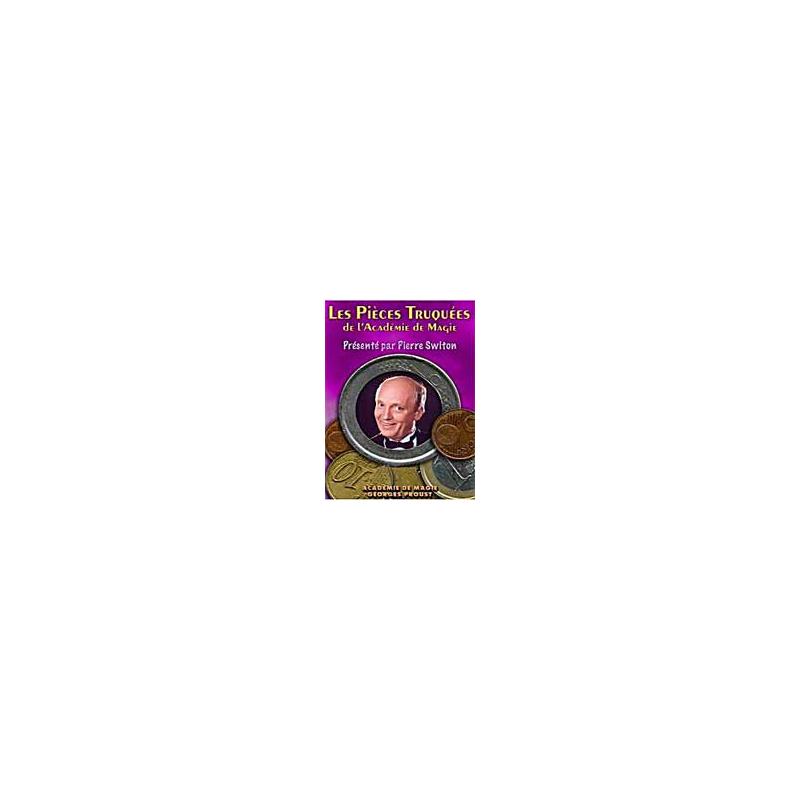 DVD Switon Les pièces Truquées