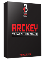 ArcKey Bending Key ( Taiwan Ben )