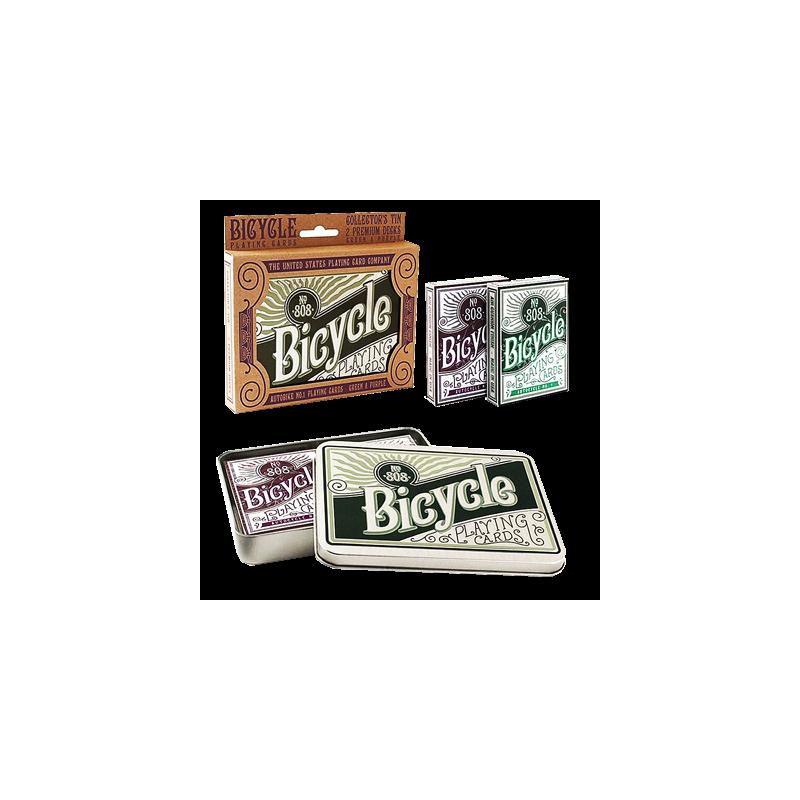 Bicycle Autocycle coffret 2 jeux