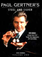 DVD Paul Gertner's Steel And Silver Vol 1