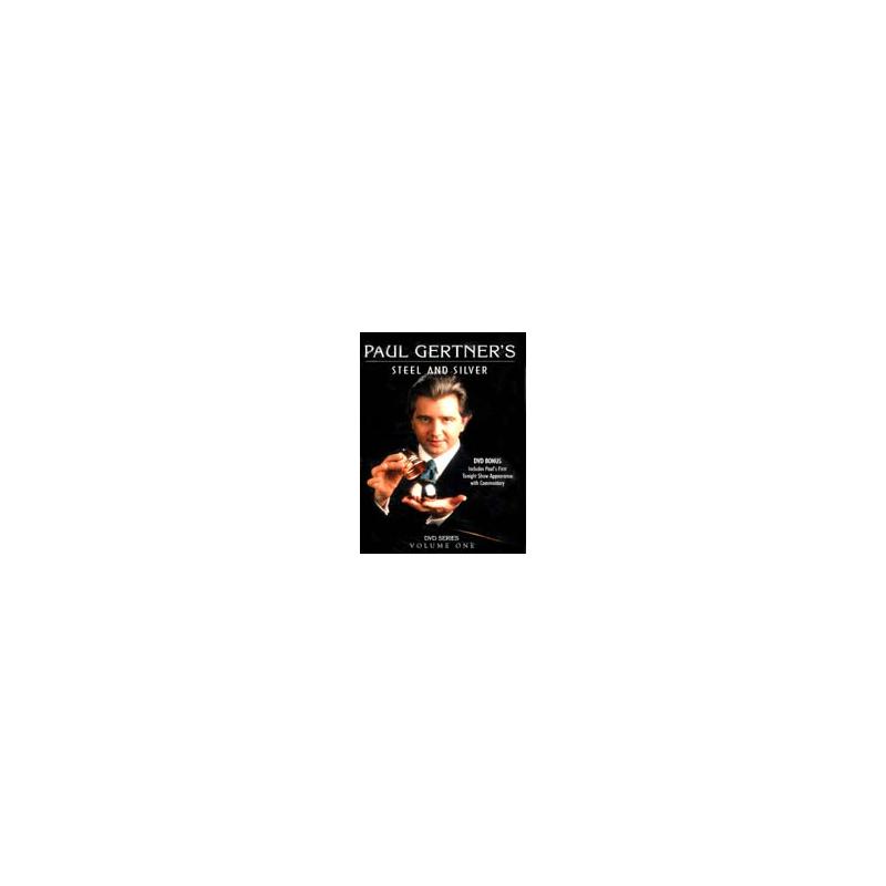 DVD Paul Gertner's Steel And Silver Vol 1