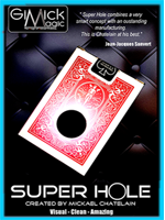 SUPER HOLE bLEU ( Mickael Chatelain )