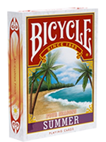 Bicycle Four Seasons Limited Edition (Summer)