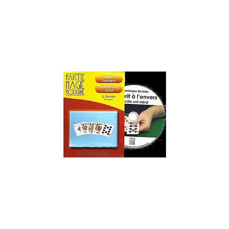 L'esprit à L'envers + DVD  ( Duvivier )