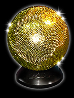 Zombie Ball Gold ( vernet )