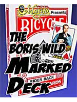 Bicycle Marqué Boris Wild bleu
