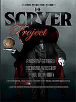 DVD The Scryer Project (2 DVD Set)