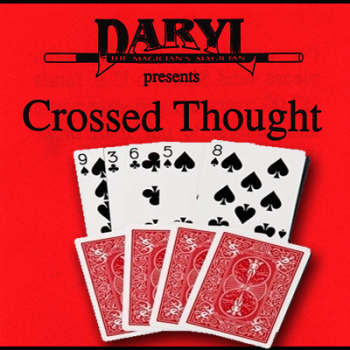 Crossed Thought  - Daryl - ancien pack