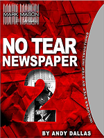 No Tear Newspaper 2 ( Andy Dallas )