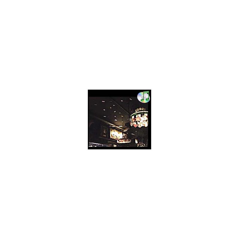 Carte Collé Au Plafond, Mur, Vitre
