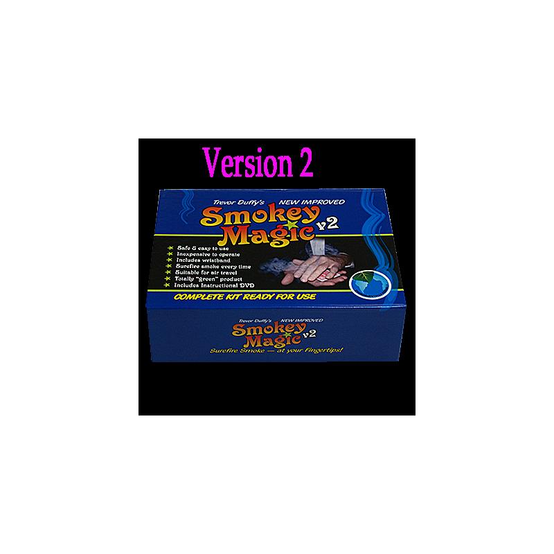 Fumée Magique / Smokey Magic V2 (Trevor Duffy)