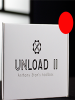 Unload 2.0 ( bicycle Rouge )- Anthony Stan