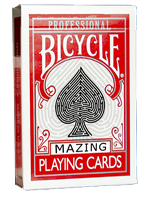 Bicycle Mazing deck