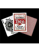 Carte  Bee rouge (Playing Carte)