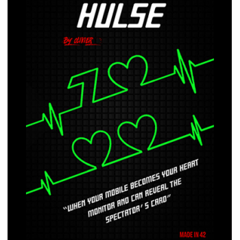 HULSE  by Olivier Pont ( Téléchargement )