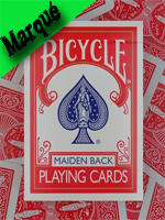 Jeu Marqué Maiden Rouge ( Jean Charles BRIAND )
