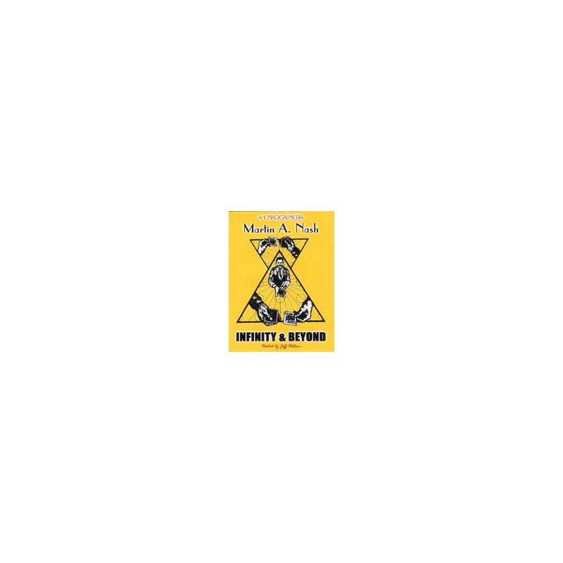 DVD A1 Martin A Nash Infinity & Beyond