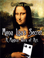 Mona Lisa's Secret ( Card-Shark )