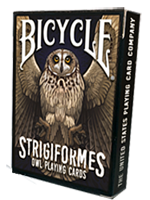 Bicycle Strigiformes Owl