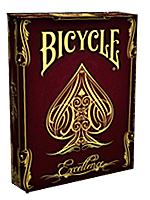 Bicycle Excellence Deck (Playing Card)
