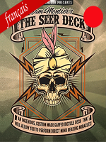 The seer deck ( Bicycle Rouge ) Liam montier
