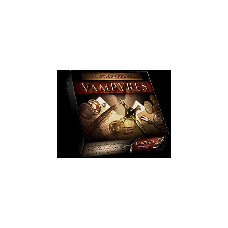 Coffret Vampires - CHELMAN