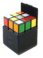 Rubik's Cube Holder  ( Jerry O'Connell )
