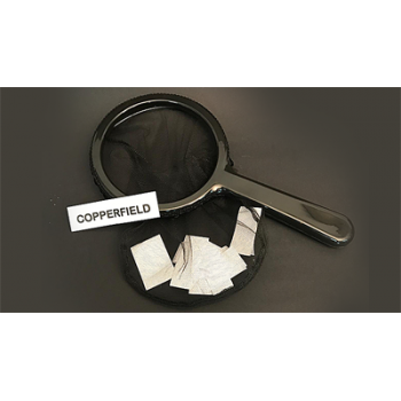 Mentalism Forcing Bag Black - Queteuse transparente
