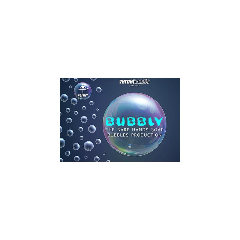 Bubbly - Bulles magic - Sonny Fontana