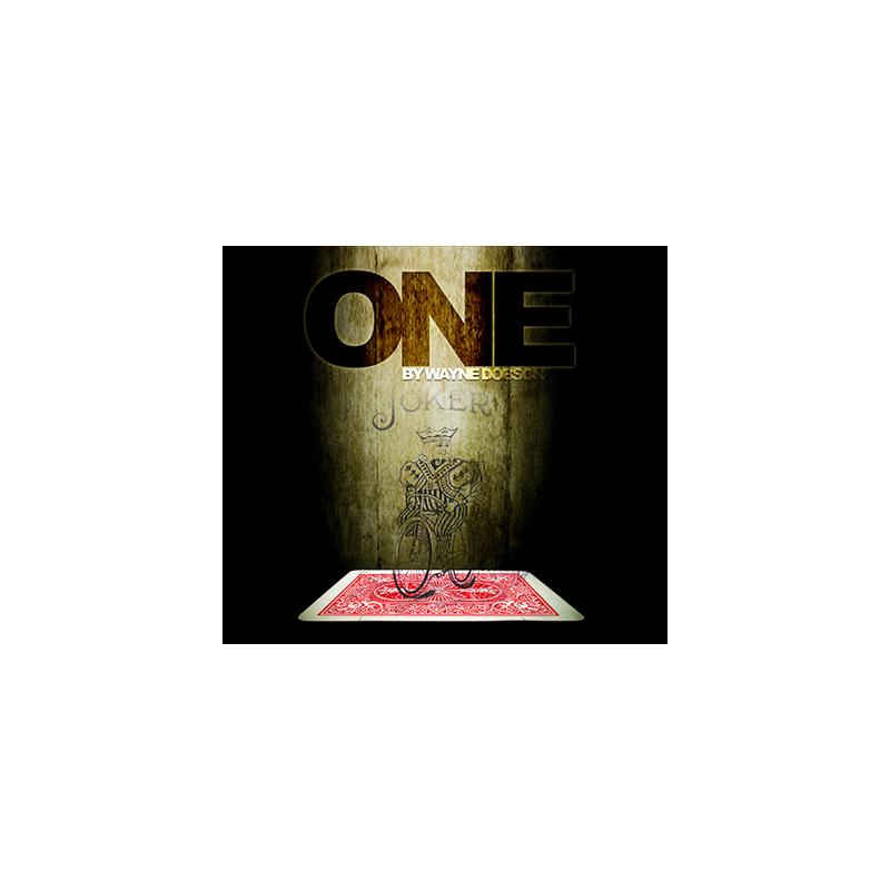 ONE ( en français ) Wayne Dobson