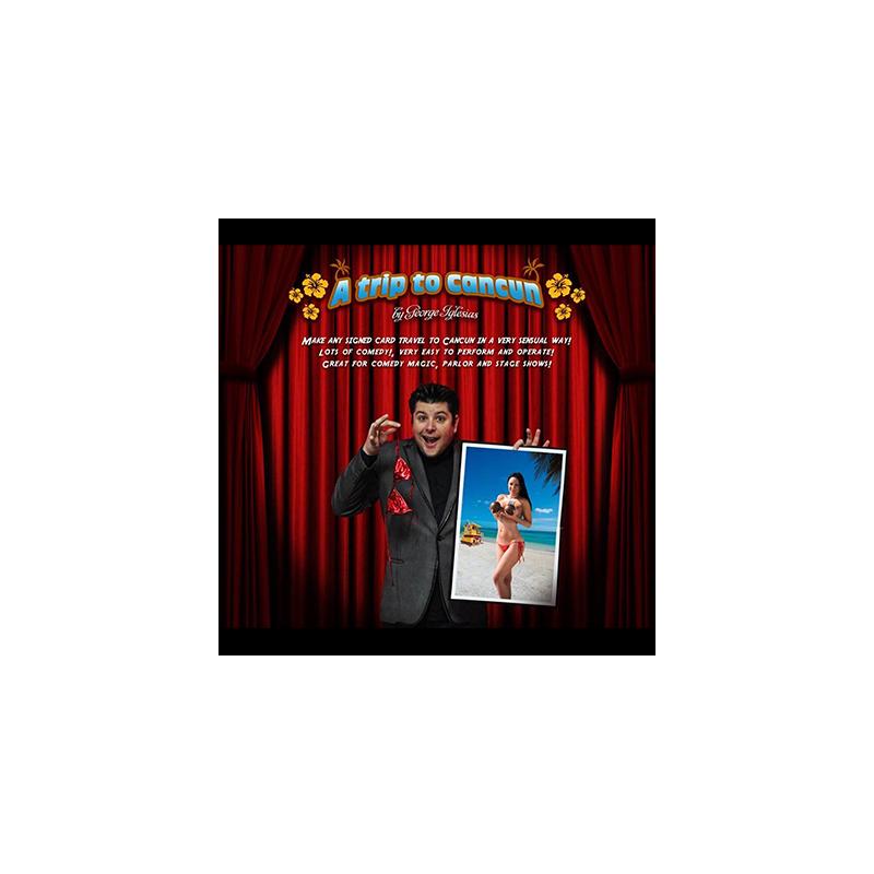 A Trip to The Cancun ( George Iglesias & Twister Magic )