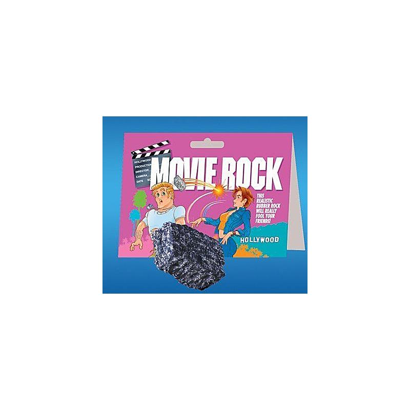 Movie Rock ( pierre en mousse )
