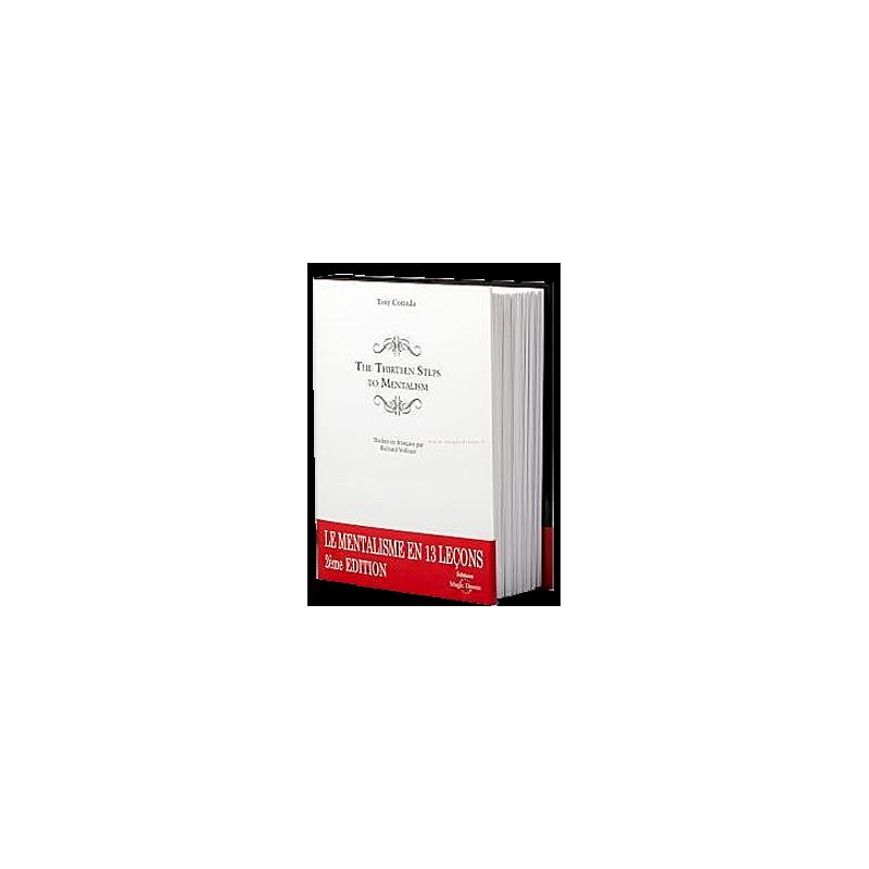 Livre The Thirteen Step To Mentalism ( corinda )
