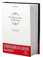 Livre The Thirteen Step To Mentalism 2ème edition ( corinda )