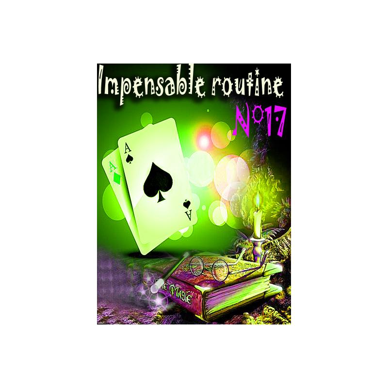 Impensable routine N° 17 prophecy Jérome ( Téléchargement )