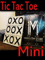 Tic Tac Toe Mini ( morpion close-up)