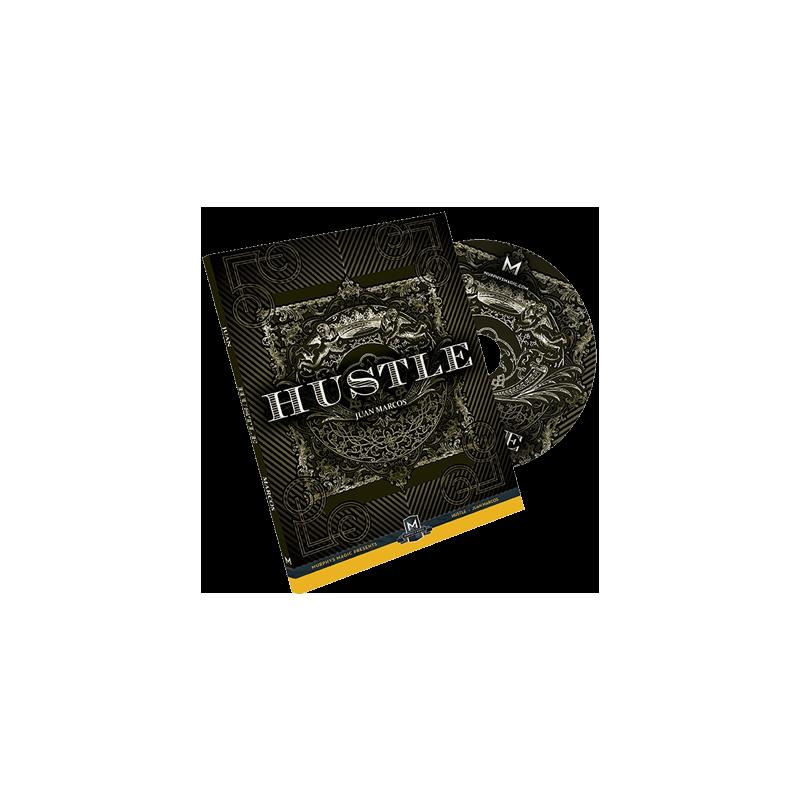 DVD Hustle  by Juan Manuel Marcos