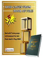 Bird Cages From Book of Fire ( Sumit Chhajer )!!!