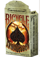 Bicycle Armageddon Post-Apocalypse