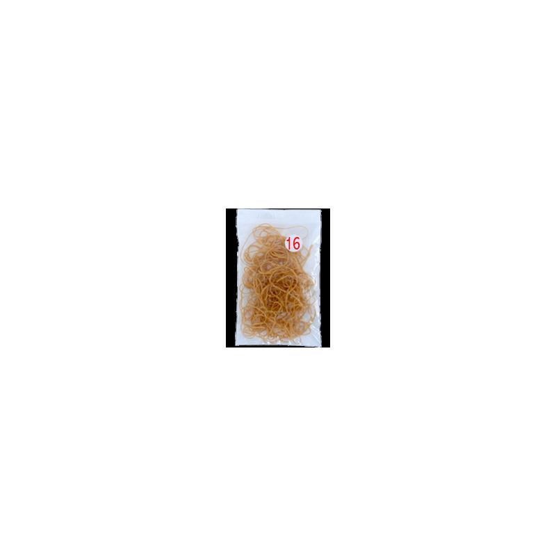 Elastiques trés extensibles ( 16 )