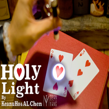 Holy light Keanu Ho & AL Chen