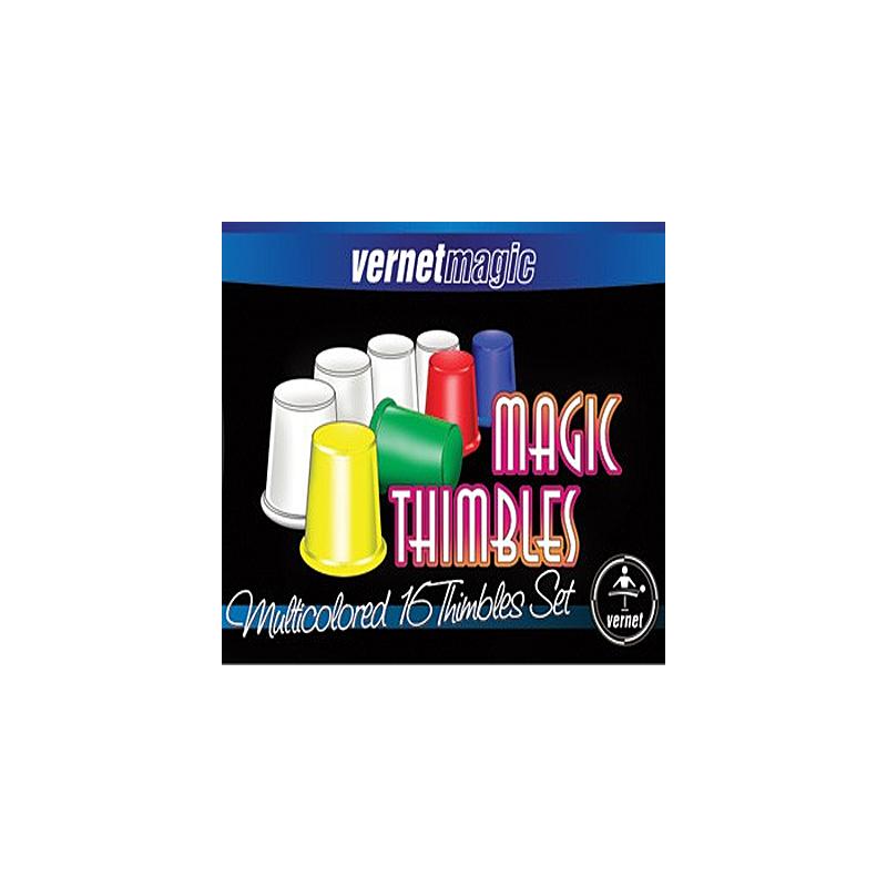 Magic thimbles set complet ( vernet )