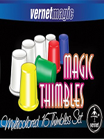 Magic thimbles set complet ( vernet )
