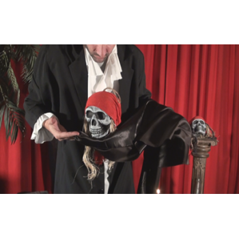 Zombie ball Skull - Pirate -
