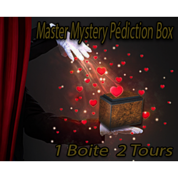 N°37 Master Mystery Box Prédiction ( Professional Only )